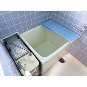 コーポ伊谷 503号室の風呂