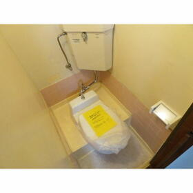 コーポ伊谷 503号室のトイレ