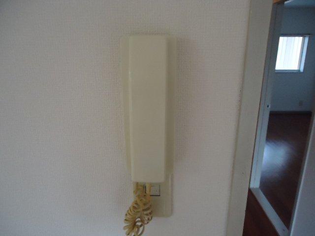 レインボー S・R 00101号室のセキュリティ