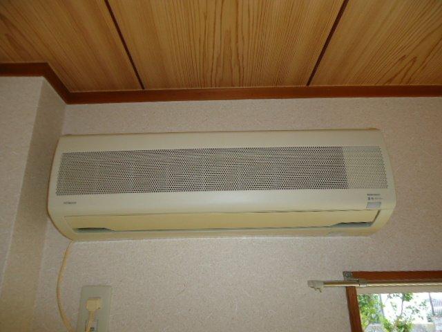 レインボー S・R 00101号室の設備