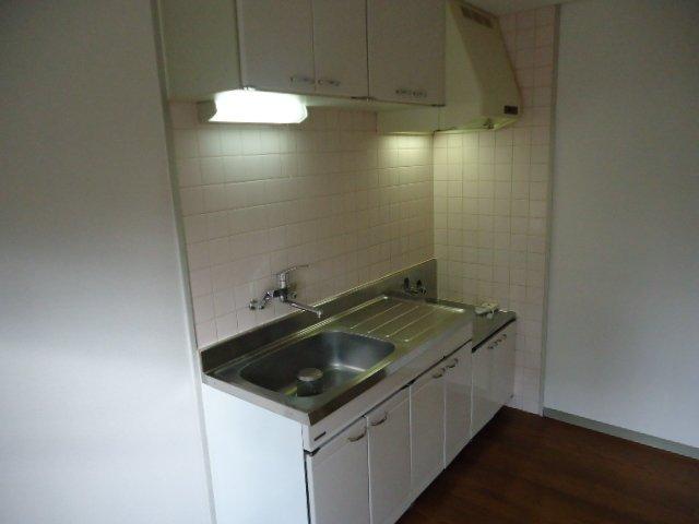 レインボー S・R 00101号室のキッチン