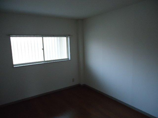 レインボー S・R 00101号室のベッドルーム