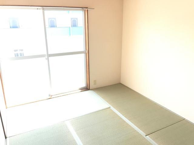 シャトレ妙興寺 00203号室の収納