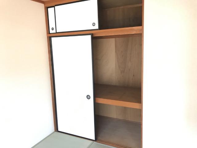 シャトレ妙興寺 00203号室のキッチン