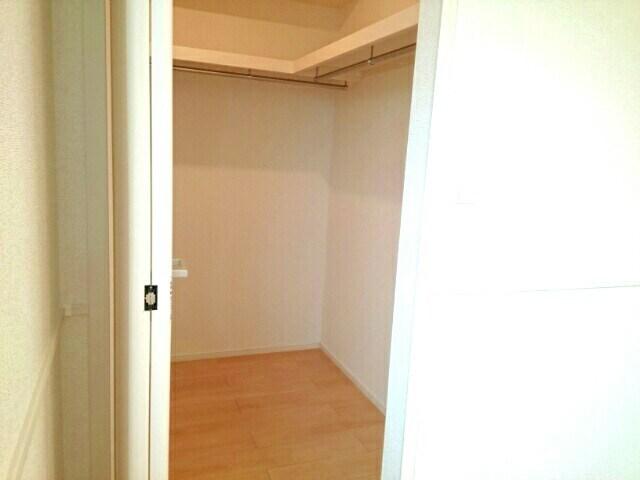 リヴェール・ピアⅠ 01010号室の収納