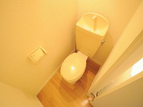 レオパレスエーデル枠杁 102号室のトイレ