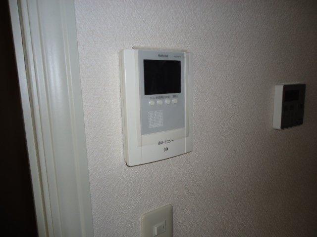ハイムツースリー 203号室のセキュリティ