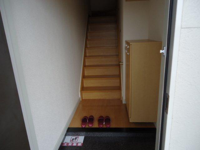 ハイムツースリー 203号室の収納