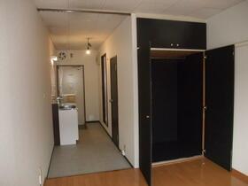 サンハイツ6 203号室の収納