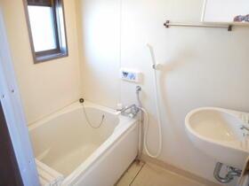 サンハイツ6 203号室の洗面所