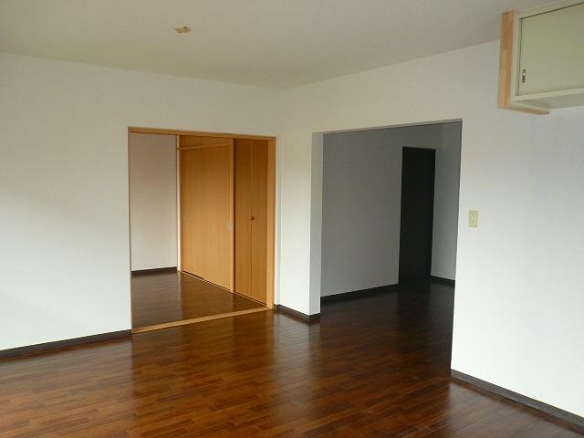 ドルフヤマノウチB 303号室の居室