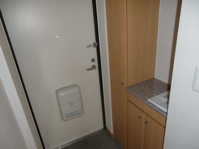 グロワール 03030号室の玄関