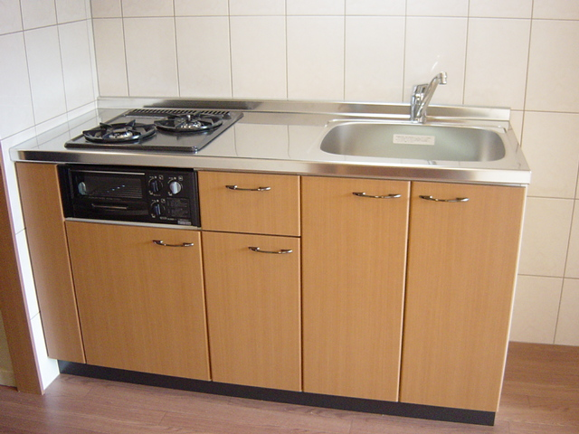 ライフシティ・ネオ 102号室のキッチン
