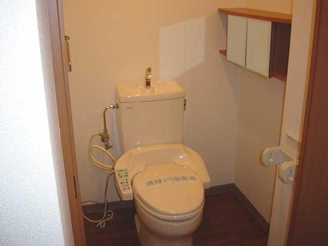 ライフシティ・ネオ 102号室のトイレ