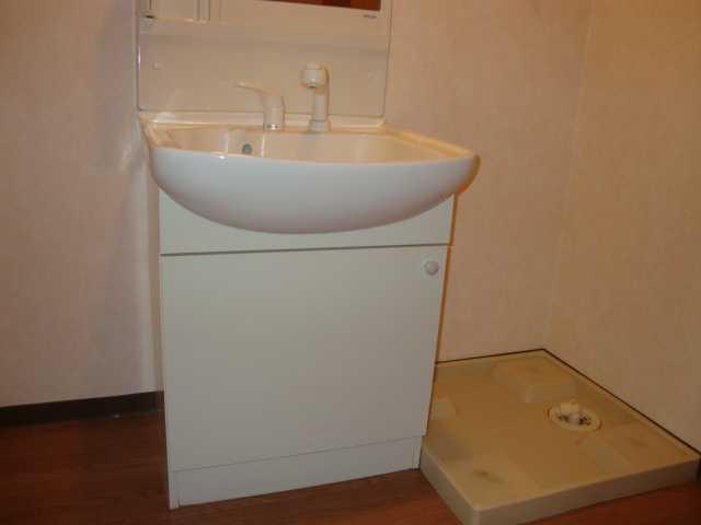 ライフシティ・ネオ 102号室の洗面所