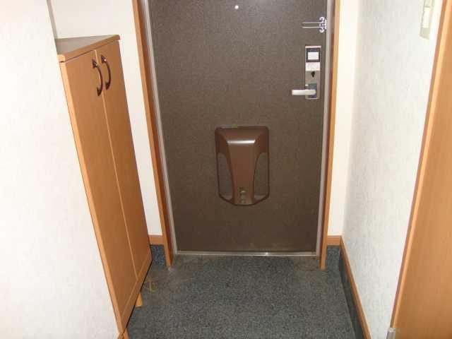 ライフシティ・ネオ 102号室の玄関