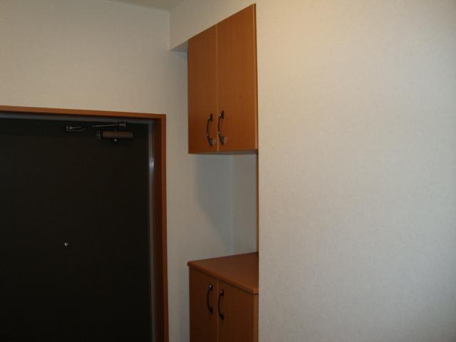 ライフシティ・ネオ 103号室の収納