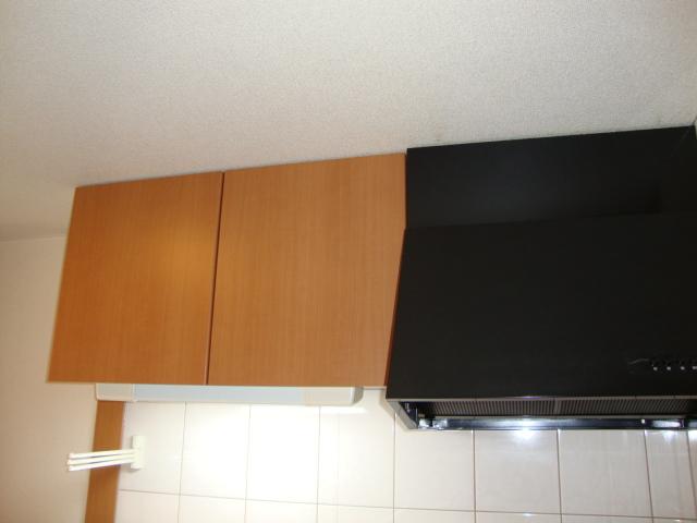 ライフシティ・ネオ 103号室のキッチン