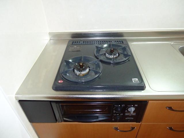 プチコート 201号室のキッチン