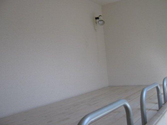 レオパレス21 一宮第9 202号室のリビング