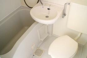グリーンパーク 103号室の風呂