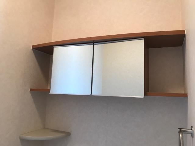 TM Clay house 303号室のトイレ