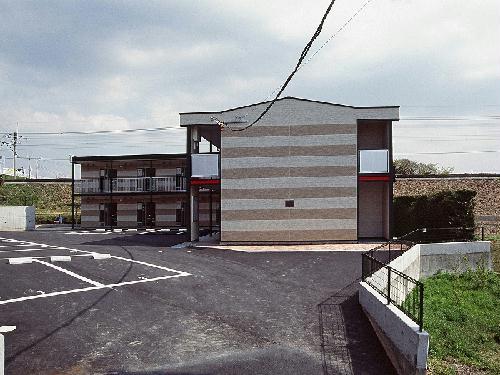 レオパレスフォーチュンMS外観写真