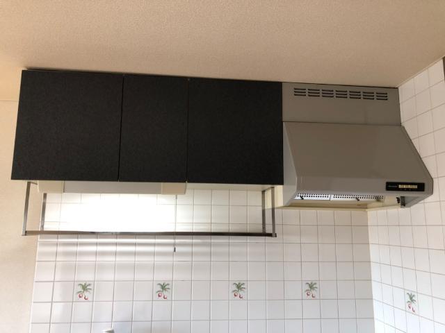 ゆきハウス 201号室のキッチン