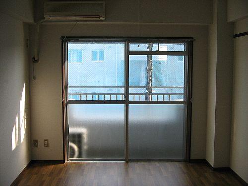 スカイアルファ井上 508号室の玄関