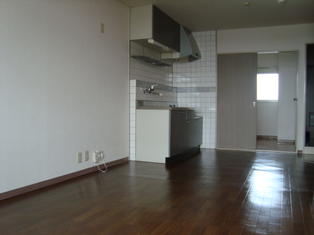 メゾンエクセル 303号室のキッチン