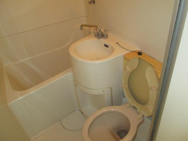 ジアイアン大山 101号室の風呂