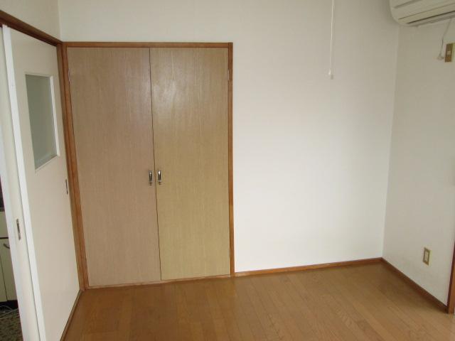 ジアイアン大山 101号室の玄関