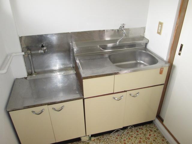 ジアイアン大山 101号室のキッチン