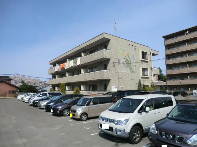 ハイビスカス辰巳 201号室の駐車場