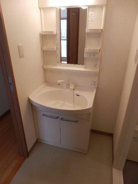 ハイビスカス辰巳 201号室のトイレ