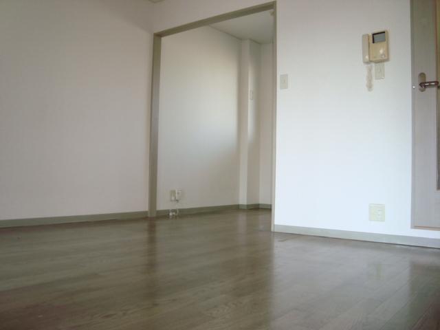パレス野添 00403号室のベッドルーム