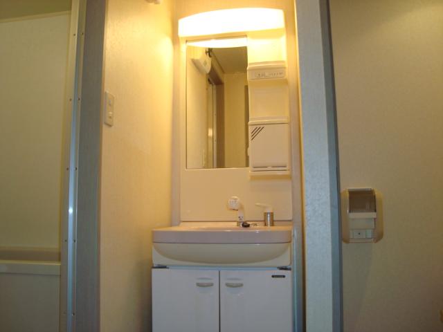 パレス野添 00403号室の洗面所