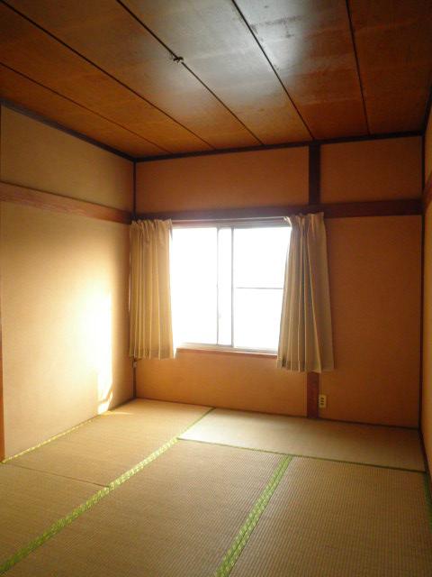 三景荘 101号室のリビング