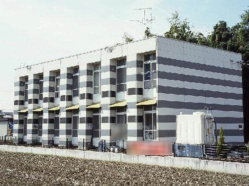 レオパレスプラティ 103号室の外観