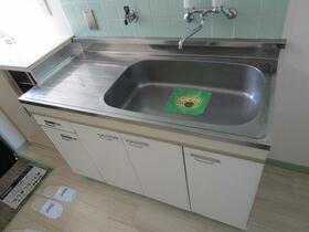 コーポ中井 0203号室のキッチン