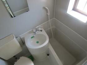 コーポ中井 0203号室の風呂