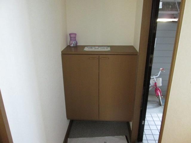 パークハイムほづみⅡ 302号室の玄関