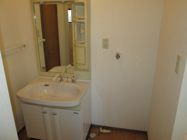 パークハイムほづみⅡ 302号室の洗面所