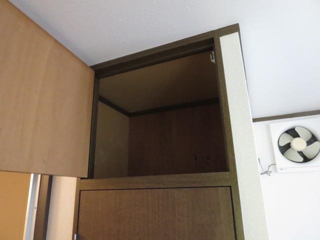 LIBERTY KUNIE Ⅰ 202号室の収納