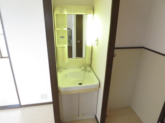 LIBERTY KUNIE Ⅰ 202号室の洗面所