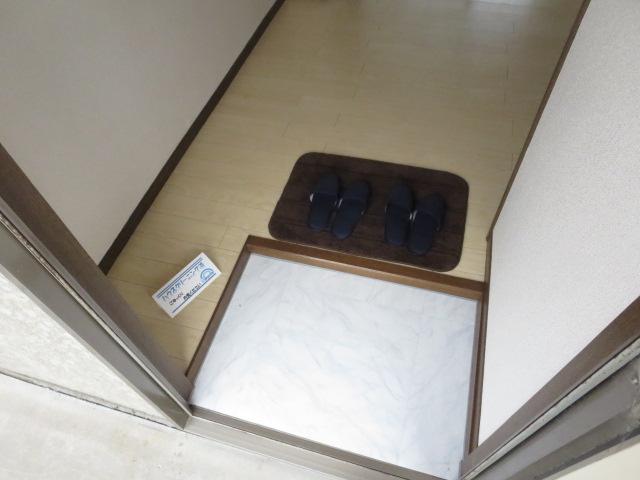 LIBERTY KUNIE Ⅰ 202号室の玄関
