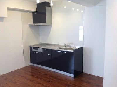 REVANCE HIGASHIURAWA 205号室のキッチン
