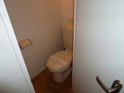 レオパレス洸Ⅰ 102号室のトイレ