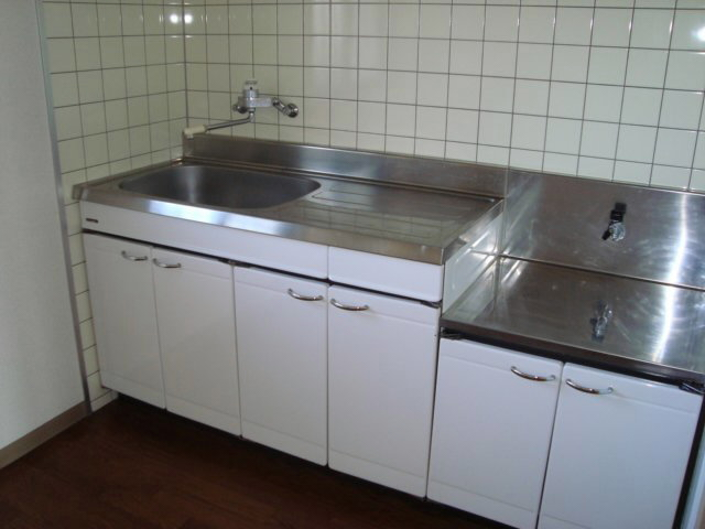 ロイヤルガーデン杉山 105号室のキッチン