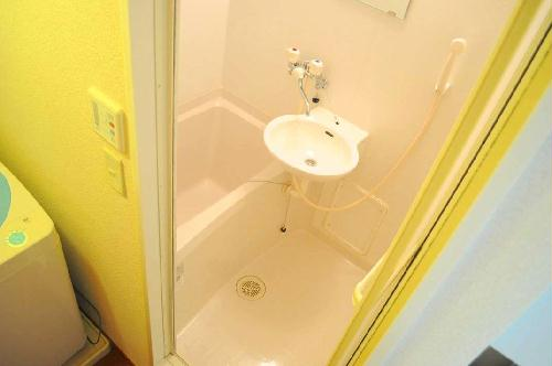 レオパレスフレンズ 207号室の風呂